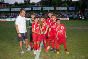 POLISPORTIVA PREVALLE - 2° Classificato